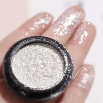 1 butelka paznokci brokat Opal proszek spolaryzowane ultra-cienki syrenka Shinny brokatowy proszek kryształ lodowy chmura śnieg aksamitny proszek Tr #001 tanie i dobre opinie MAFANAILS Approx 0 5g-1g 1 Box Nail Glitter Powder Tr#001 Aurora Chameleon Ice Crystal Cloud Powder Opal Powder Polarized Ultra-Thin