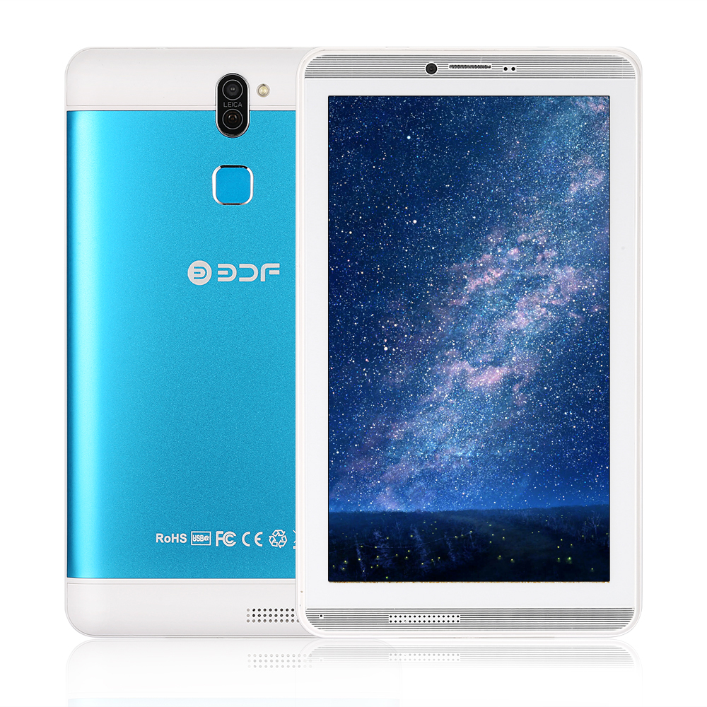 New 7 Inch 3G Tablets Android 6.0 Quad Core Android Tablet Pc Dual SIM Card WiFi Bluetooth Google Play Tablets