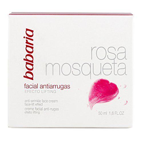 Babaria Rose Hip Oil Anti Wrinkle Face Cream 50ml