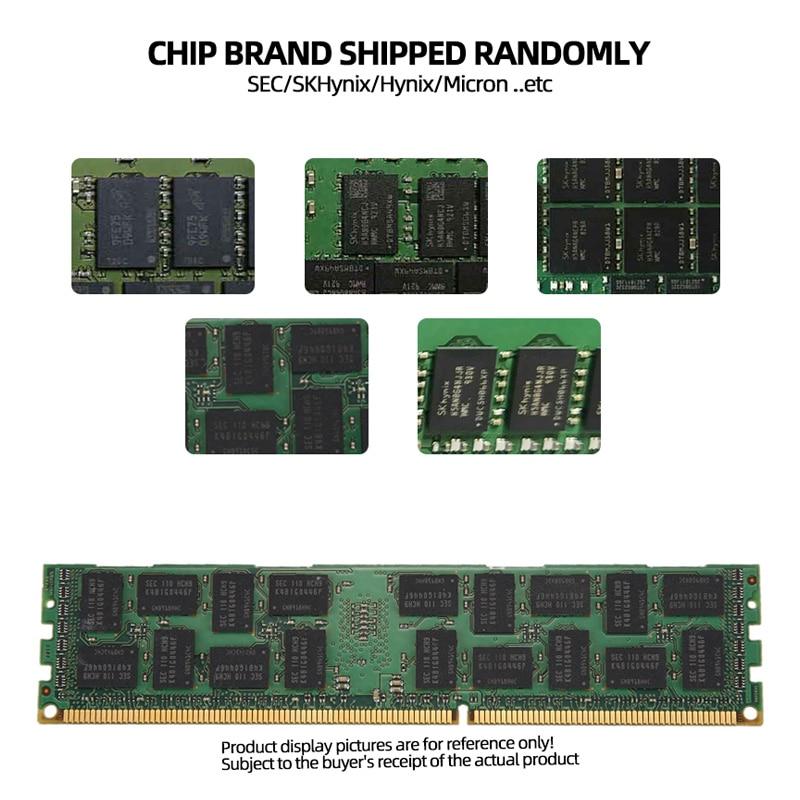 4GB DDR3 ecc reg ram PC3 1066Mhz 1333Mhz 1600Mhz 1866Mhz 10600R 12800R 14900R 1866 1600 compatible 16GB 8GB 5