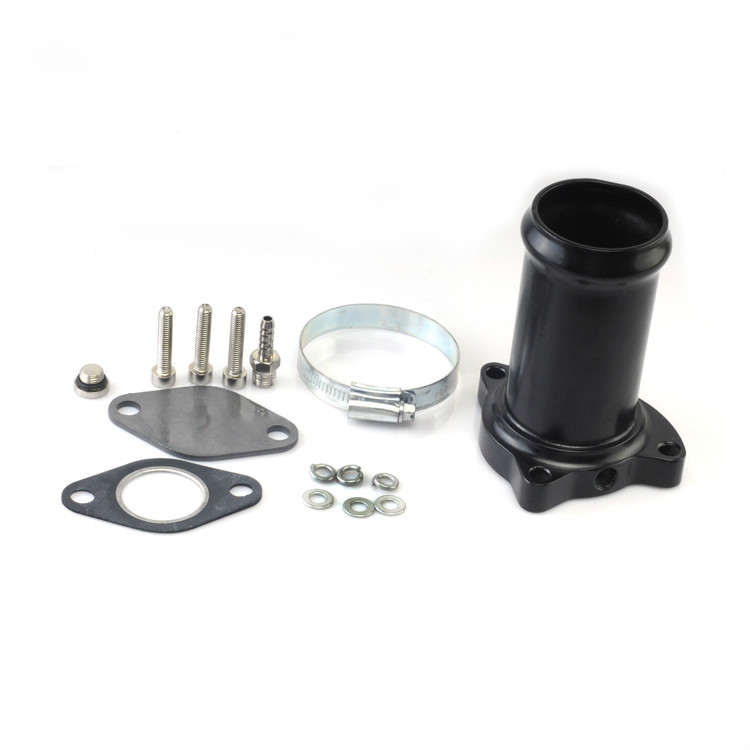 Auto Racing 50mm EGR Delete Kit Pipe Suit For VW 1 9 TDI 75 80 90 115 BHP Exhaust Gas Recirculation