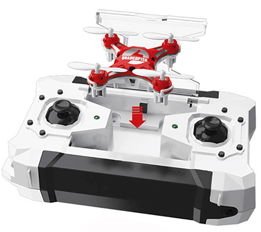 kids Quadcopter 6-Axis Last