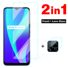 Tempered Glass For Realme C3 6i 5i C3i C11 C21 C15 Camera Lens Screen Protector Film For Realme 6 5 Pro 6S 6S Full Safety Glass