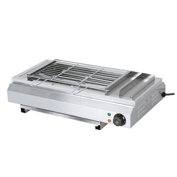 цена на BS-65A Electric BBQ Grill Commercial Electric Outdoor Household Small Portable Grill 3000W Stainless Steel Grill