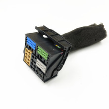 52 פין/דרך מולטימדיה מארח ניווט Bluetooth רדיו תקע מחבר חוט לרתום עבור פולקסווגן פאסאט אאודי 8X0 035 444/3B7 035 447