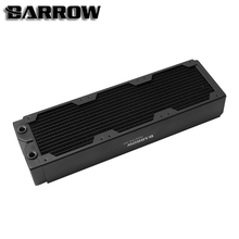 360mm Radiator BARROW Copper Fans Liquid Computer Water-Discharge Use-For Heat-Exchanger