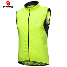 X-TIGER, 2020, ветрозащитный жилет для велоспорта, непромокаемый, MTB, велосипедная куртка, для спорта на открытом воздухе, быстросохнущая, дождеви...