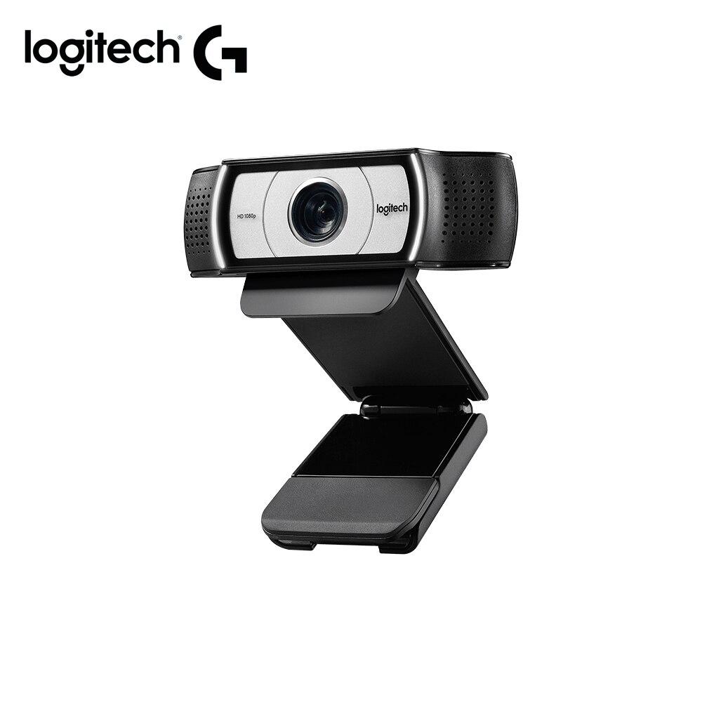 logitech C930c Business webcam designed for business web camera 1080p for pc cam