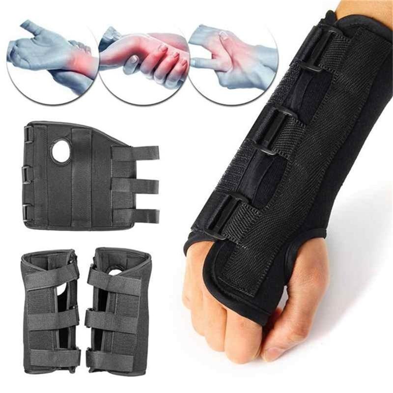 1 шт., вспомогательные перчатки для восстановления запястья, шина для восстановления пальцев, рукоятка для восстановления, фиксированный