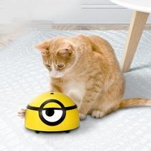 Inteligente escapar brinquedo gato cão caminhada automática brinquedos interativos para crianças animais de estimação sensor infravermelho coelho suprimentos para animais de estimação acessórios