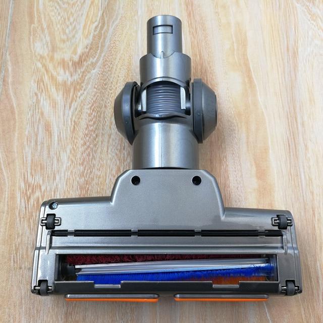 Cepillo de moqueta motorizado para Dyson V6, piezas de limpiador al vacío con gatillo, dyson cleaner, accesorios de repuesto para cabezal de cepillo eléctrico