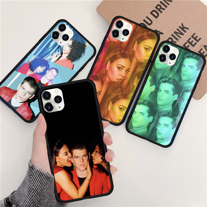 Spanish TV Series Elite Print Phone Case Cover Shell for IPhone 11 Pro XS MAX 8 7 6 6S Plus X SE 2020 XR Cover Coque