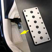 Cover Footrest Pedal Dead-Pedal-Pad Land-Cruiser RAV4 Corolla Camry LC200 Lexus Toyota
