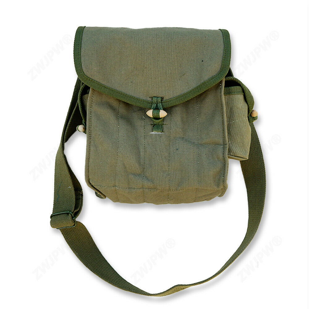 Surplus Chinese ARMY Military Type 56AK Magazine Bag Shoulder Pouch ORIGINAL Collection World Military Store(China)