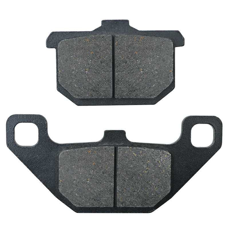 Motorcycle Front and Rear Brake Pads Kit For KAWASAKI GPZ250 <font><b>550</b></font> 600 750 900 1100 R ZN700 ZL900 1000 GPz1000 <font><b>RX</b></font> VN1500 VN15SE image