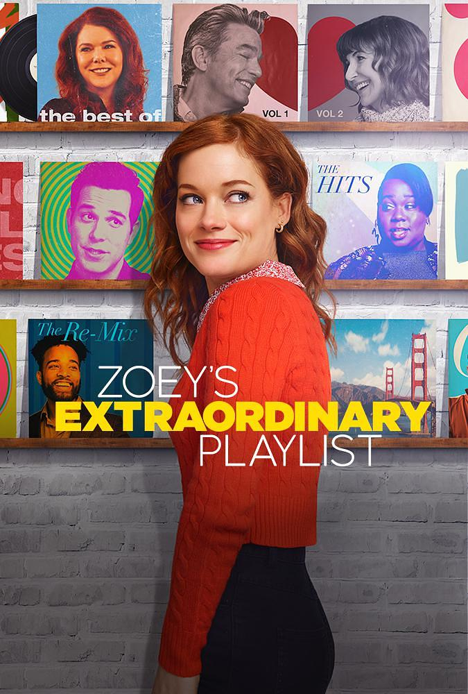 佐伊的读心歌单 Zoey's Extraordinary Playlist