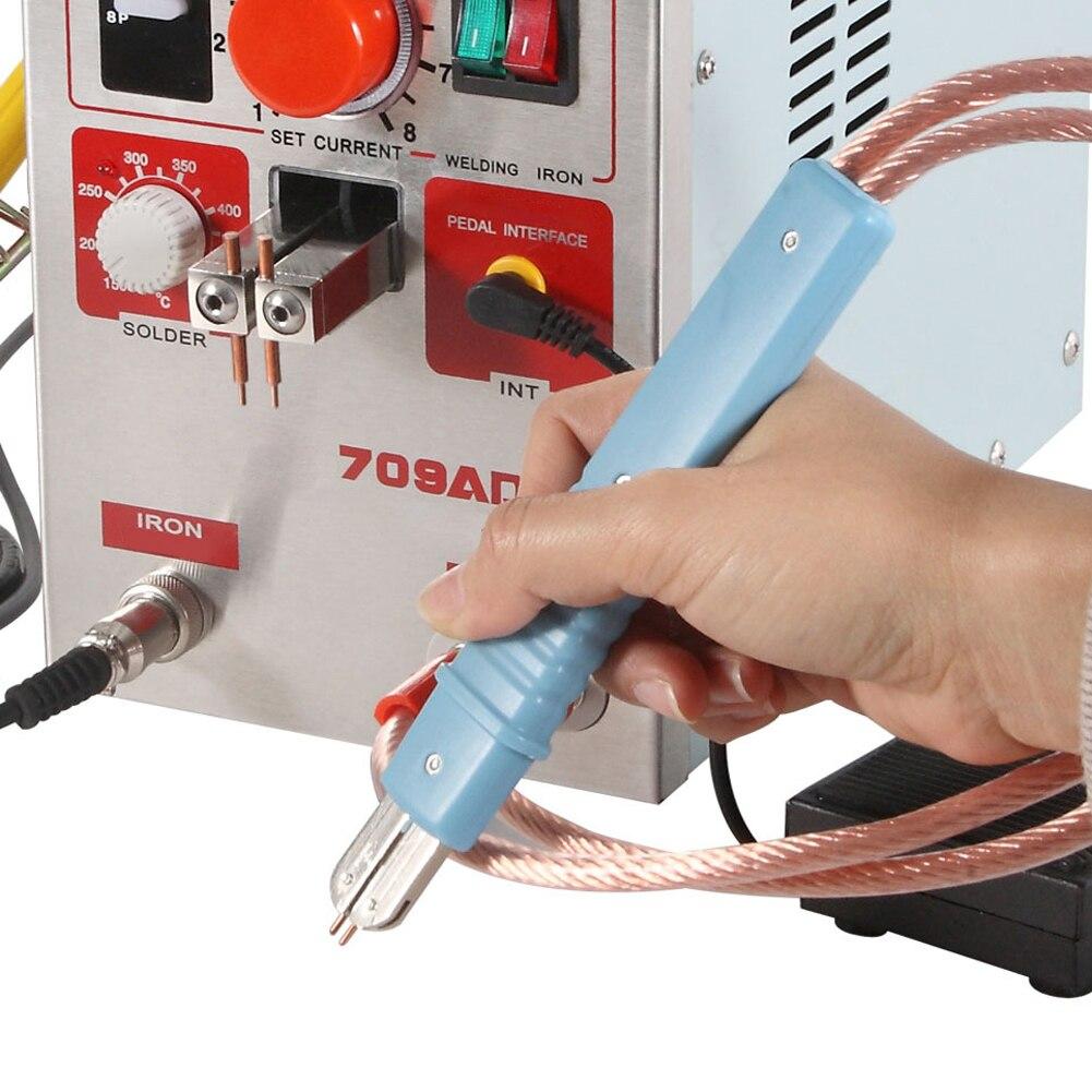 Professional Lithium Battery Spot Welding Pen For Spot Welding Machine