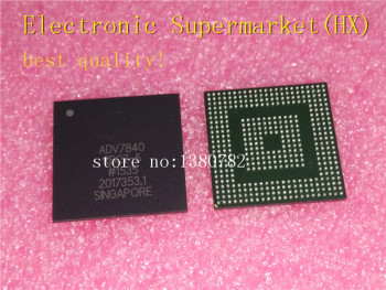 Free Shipping 5pcs/lots ADV7840KBCZ-5 ADV7840KBCZ  ADV7840 BGA IC In stock! 100% new original 5pcs lots lp8556tmx e02 lp8556tmx lp8556 bga 20 ic in stock