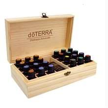 25 решеток деревянный ящик для хранения эфирных масел чехол