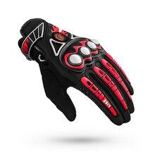 Гоночные перчатки для мотокросса сенсорные Мотоциклетные Перчатки Luva Motoqueiro Guantes Moto для мужчин и женщин Motocicleta Luvas De Moto M L XL