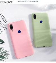 For Xiaomi Redmi 6A Case Soft Silicone Candy Color Cover For Xiaomi Redmi 7A Case For Xiaomi Redmi 7 Note 7 6 6A K20 K20 Pro redmi 6a case etui xiaomi redmi 6 6a 7 7a kawaii silicone cover case for funda xiaomi redmi k20 xiomi f1 phone case stand holder