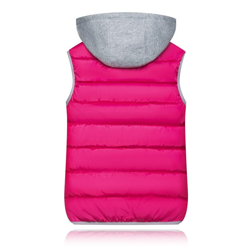H885deb3c21a849e2a850ddef8df0bf71r 2019 Winter Coat Women Hooded Warm Vest Plus Size Candy Color Cotton Jacket Female Women Wadded Feminina chalecos