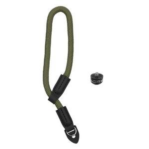 Image 5 - Nylon Veiligheid Hand Strap Lanyard Met 1/4 Schroef Voor Dji Om 4 Osmo Mobiele 2 3 Handheld Gimbal Stabilizer Accessoires
