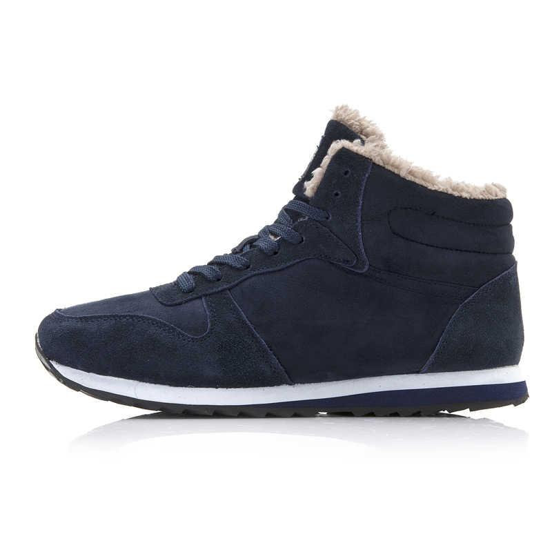 Frauen Stiefel Winter Schnee Stiefel Frauen 2019 Winter Turnschuhe Stiefel Unisex Solide Plüsch Schuhe Mujer Botas Große größe 45