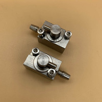 UV inkjet printer Metal stainless steel two way ink valve switch for Flora ink cartridge switch cleaning manual ink valve device