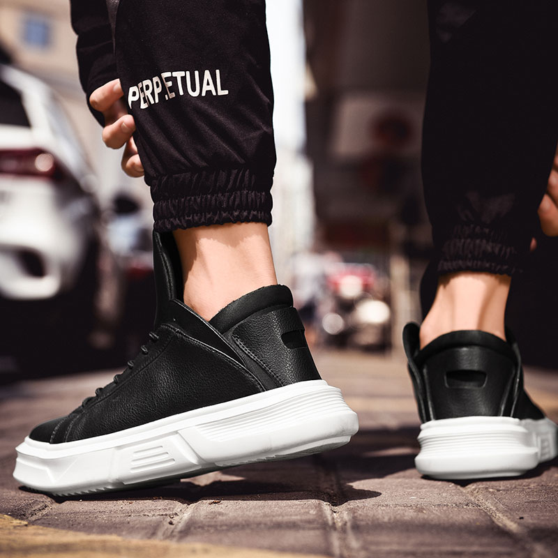 Image 2 - Men Shoes 2020 New Hot Sale Casual Shoes Men Sneaker Off White Fashion Male Footwear Student Sport Shoes Young Man Spring AutumnMens Casual Shoes   -