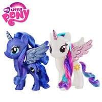 15 Centimetri My Little Pony Giocattoli Royal Princess Luna Principessa Celestia Sparkles Pvc Action Figure da Collezione Modello Bambole
