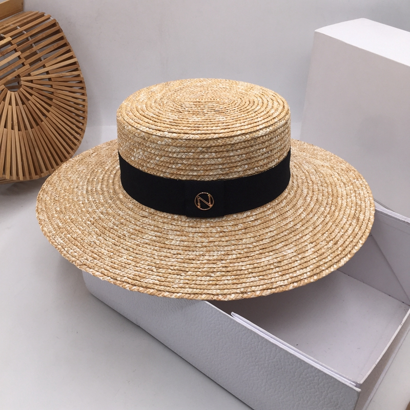 Shading Is Natural S Brim Hat Summer Travel Seaside Resort Sun Hat Socialite Han Edition Joker Straw Hat