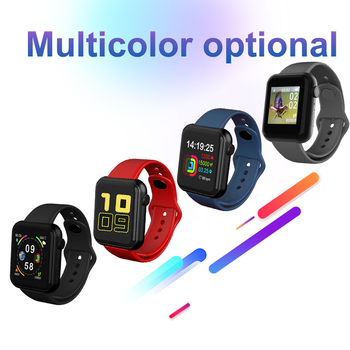 1.4 Inch Smart Watch Fitness Tracker Smart Band Gift for Men Women Smartband Wristband Smart Bracelet For Android IOS Kids Gift