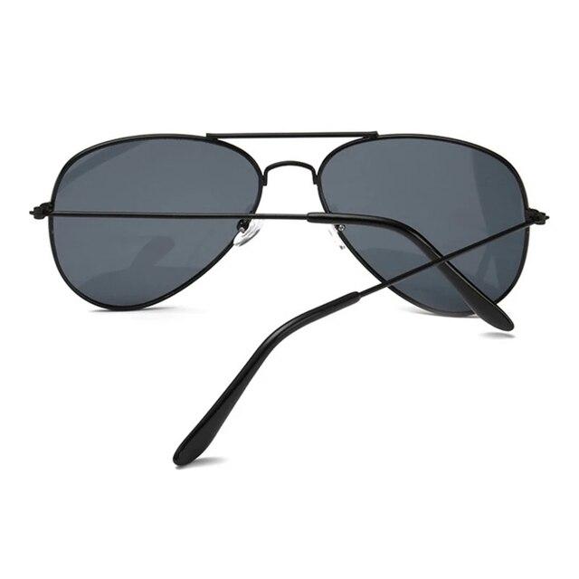 Купить солнцезащитные очки авиаторы женские/мужские классические авиационные картинки цена