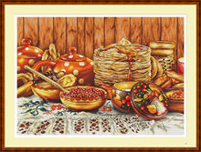 ZZ621 Homefun Cross Stitch Kit Package Greeting Needlework Counted Cross-Stitching Kits New Style Counted Cross stich Painting(China)