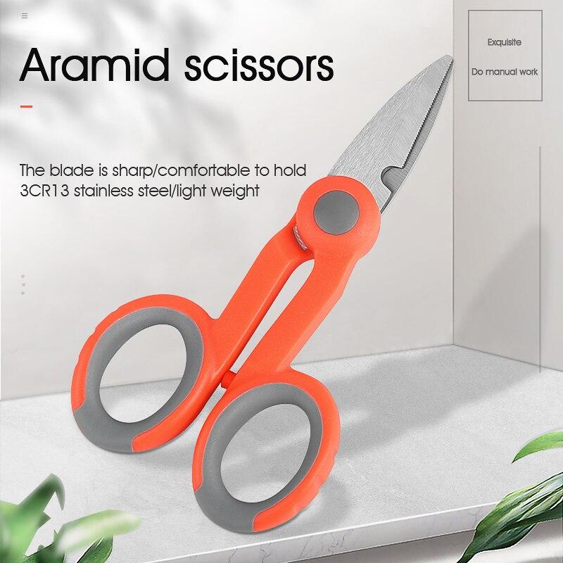 Scissors Fiber-Optic-Tool-Kits Splice Optical-Fiber Hand-Tool Fibre