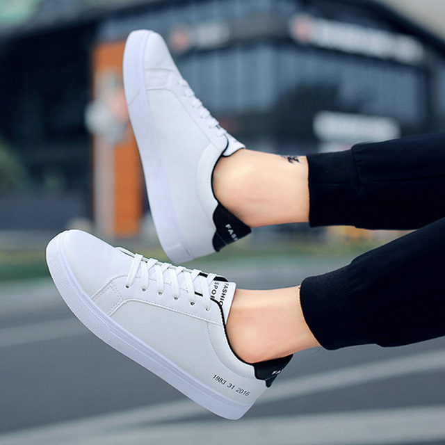 Low Top Soft Comfortable Casual Shoe 6