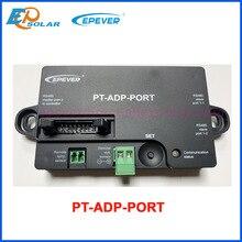EPever eBox-wifi-01 wifi Bluetooth Серийный Сервер RS485 PT-ADP-PORT MT50 MT-1 MT-11 дистанционный измеритель RJ485 USB кабель датчик температуры