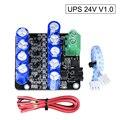 BTT UPS 24 В V1.0 печать без питания Модуль датчика мини UPS V2.0 12 в части 3d принтера для SKR V1.3 Ender-3 CR-10 V2