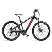 27.5inch electric mountain bike 48V lithium battery hidden in frame 250w motor hybrid ebike Hydraulic disc brake Oil shock