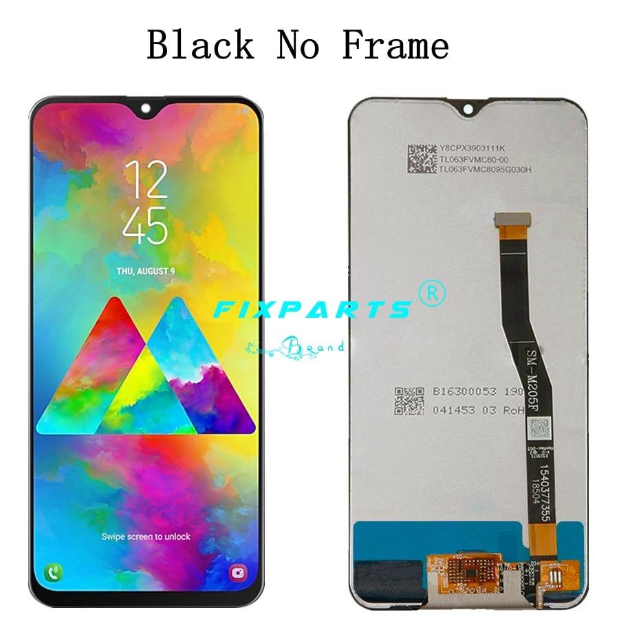 SAMSUNG Galaxy M20 2019 M205 LCD Display