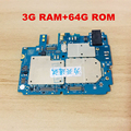Unlocked Main Board 64GB Mainboard Motherboard With Chips Circuits Flex Cable For Xiaomi Mi 5S MI5S M5S 3GB And 64GB