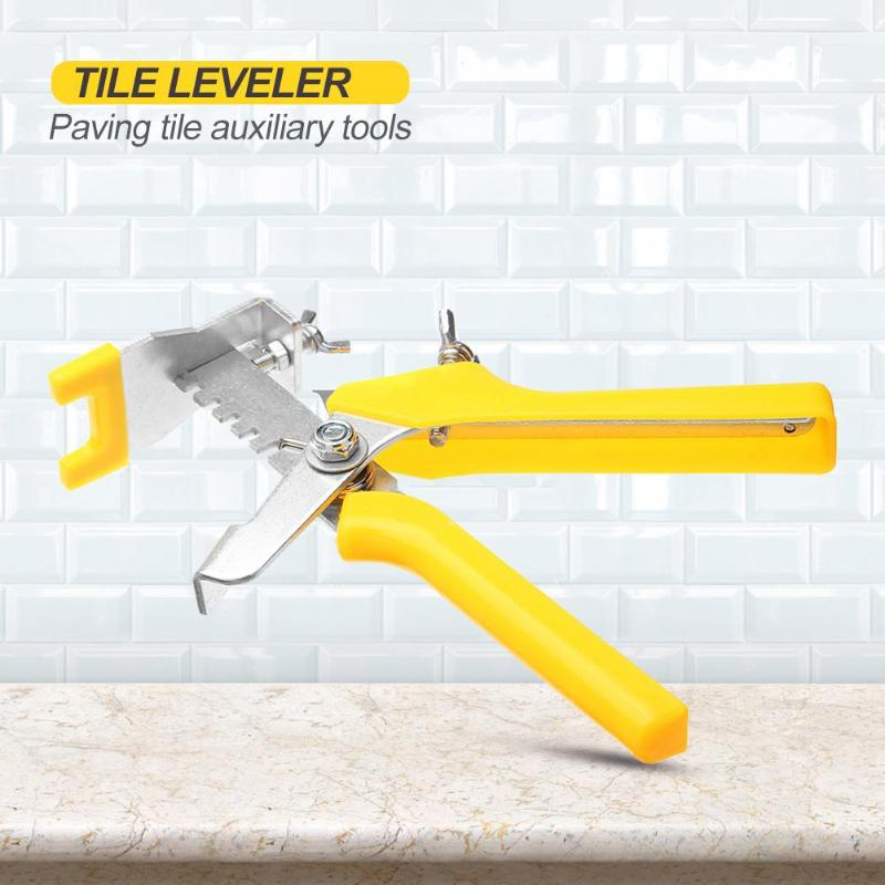 Leveling Pliers Effective Wall Tile PVC Labor Saving Leveling System Leveler Flooring Paving Locator Spacers Stainless Pliers