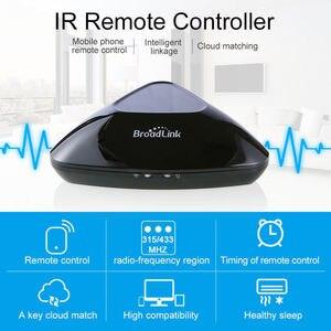 Image 5 - Broadlink RM פרו 2019 RM Mini3 SC1 חכם אוטומציה בבית WiFi + IR + RF חכם Huis Schakelaar Universele Intelligente afstandsbe