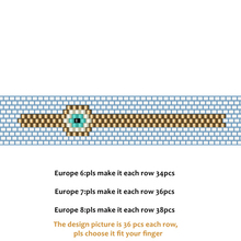 Eye-Rings Jewelry Miyuki FAIRYWOO Women for Wholesale of Bulk Diy-Accessories Turkey