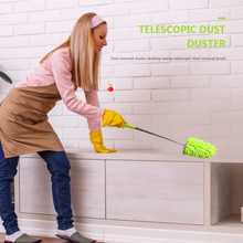 Dust-Duster Cleaning-Brush Telescopic Hair-Sweeping-Dusty Adjustable Extend Window-Glass