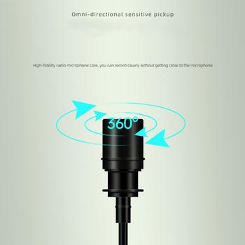 Mikrofony telefon komórkowy nagrywanie na żywo klip typu kurczak wywiad Karaoke przenośne Audio wideo elektronika użytkowa tanie i dobre opinie Vieruodis Lavalier Mikrofon pojemnościowy Mikrofon komputerowy Pojedyncze Mikrofon Dookólna Przewodowy 2020063005 Computer 3 mobile phone 4