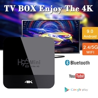 android 4 2 RK3228A H96 MINI H8 smart tv set top box H.265 Android 9.0 2.4G/5G WiFi Bluetooth 4.0 Youtube Google Player H96 max smart tv box (1)