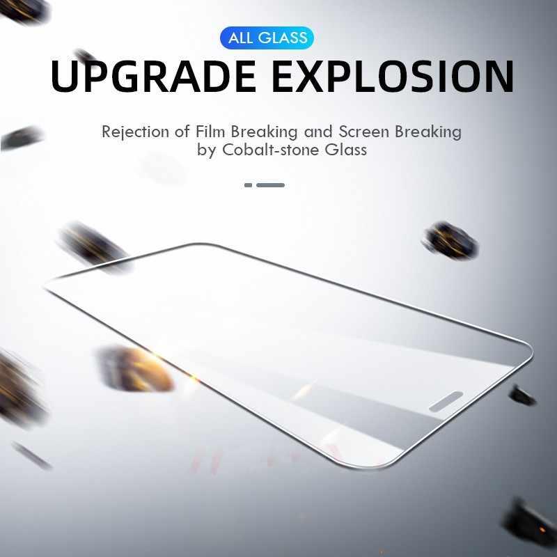 2 шт./лот с уровнем твердости 9H закаленное Стекло для huawei Nova 5 Pro 4 4E 3 3E 3i 2 Y7 Y6 2017 Honor 20 20i V9 7 усовершенствованная, от взрыва, Экран протектор