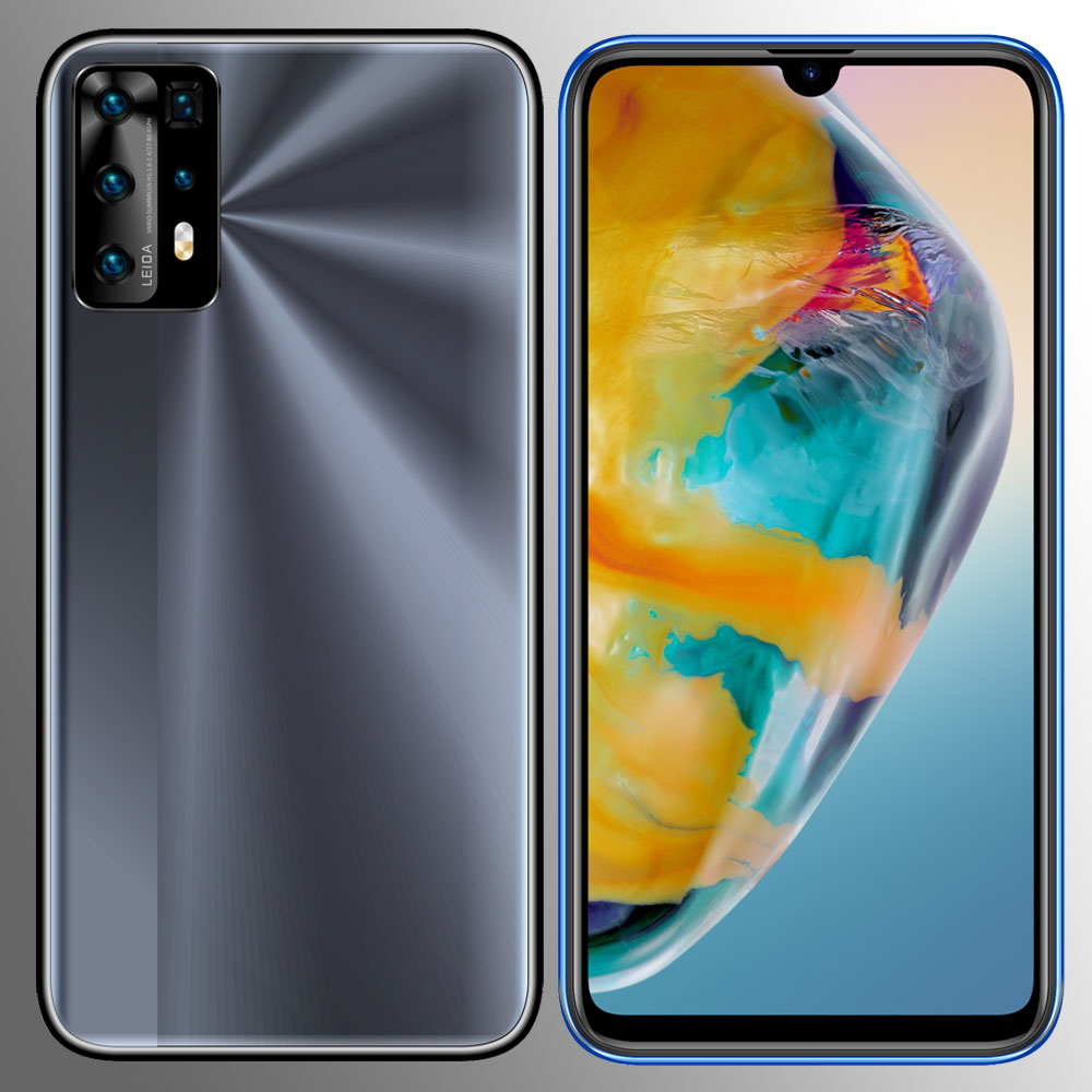4G LTE Global Version Note10 Smartphone 4G RAM+64G ROM 6.26inch 5MP+13MP Android 7.0 Mobile Phones Celuares Unlocked Face ID
